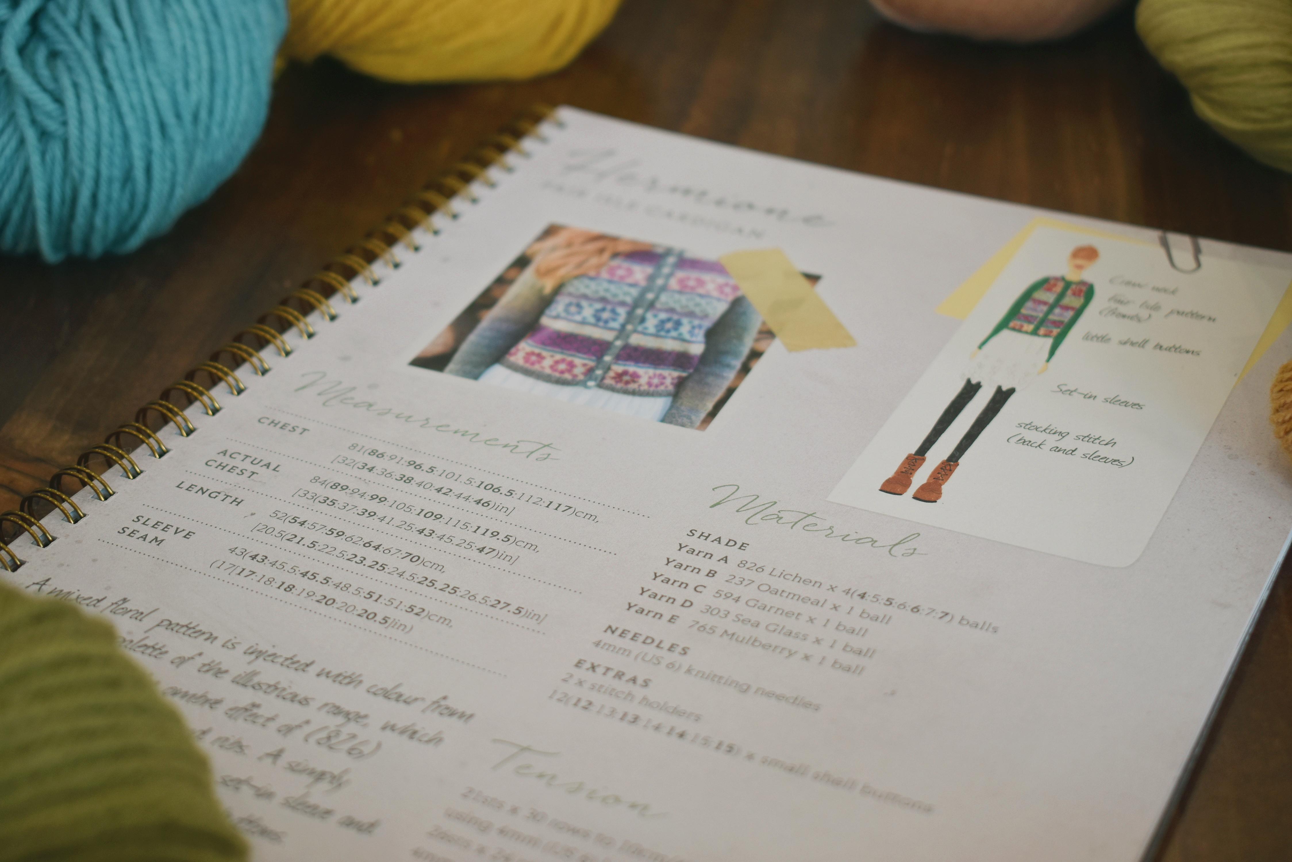 DSC_0009 Workshop Leitura de Gráficos e Receitas de Tricot em Inglês