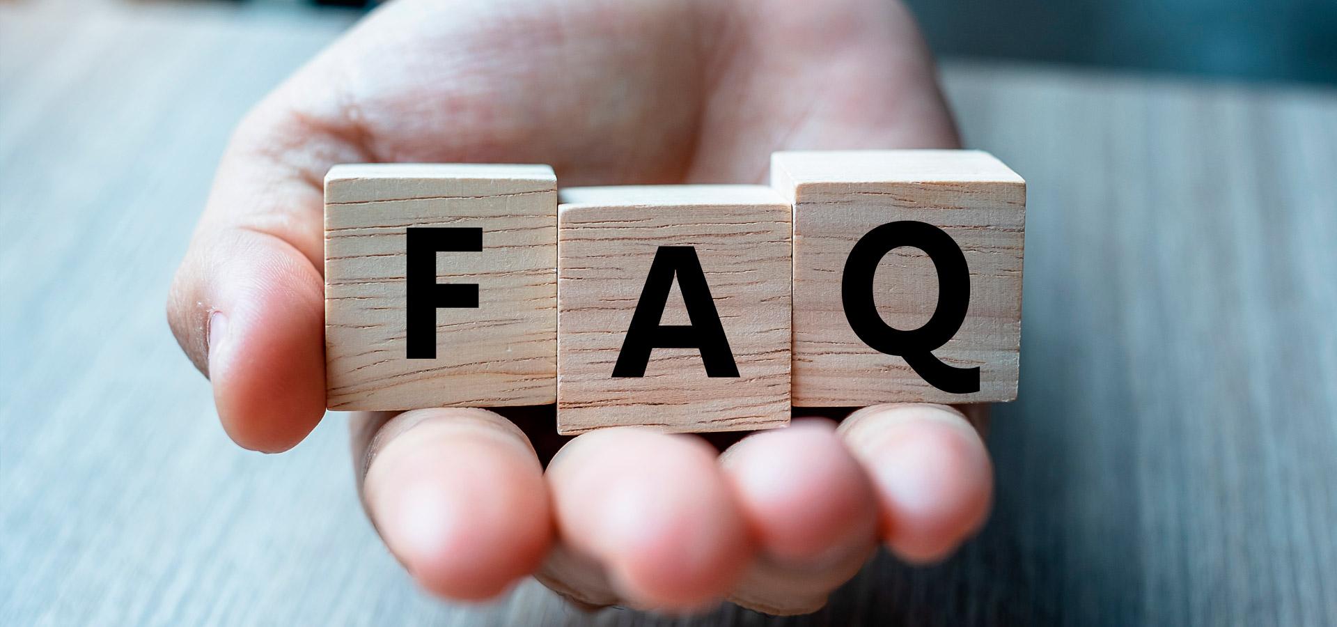 faq Perguntas Frequentes ONLINE